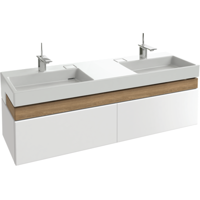 Terrace Vanity 1500mm Double Bowl