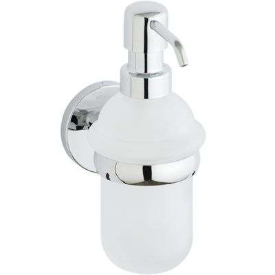 July Soap Dispenser with Holder
