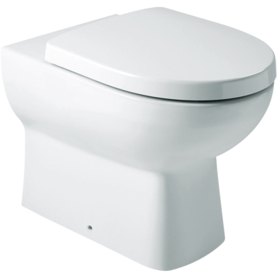 Panache Wall Faced Toilet P-trap