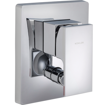 Strayt Bath and Shower Mixer with Diverter