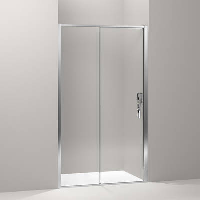 Torsion Alcove Showers