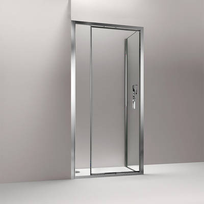 Torsion Inswing Square Door Set 1000mmx900mm Left Hand