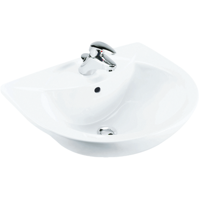 Odeon Semi-Recessed Basin
