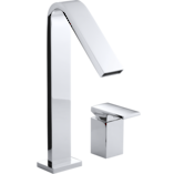 Loure Hob Mount Bath Spout Polished Chrome Spare Parts