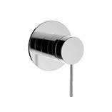 Components Shower/Bath Thin Trim - Pin Lever Handle (excluding trim)