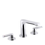 Avid 3TH Basin Set Polished Chrome