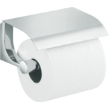 Loure Covered Toilet Tissue Holder