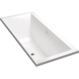 Evok Rectangular Drop-In BubbleMassage Bath