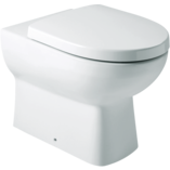 Panache Wall Faced Toilet S-trap
