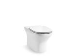 ModernLife Wall Faced Toilet Pan & Seat