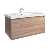 Toobi II 900mm Single Drawer Vanity