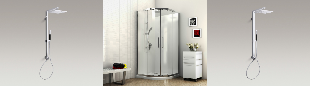 Shower Columns - Showering Tapware - Products - Kohler