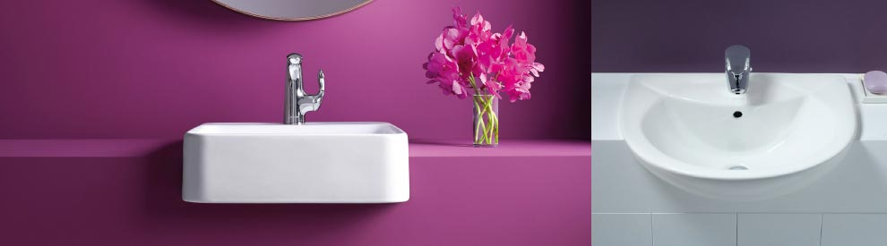 kohler semi recessed basin nz