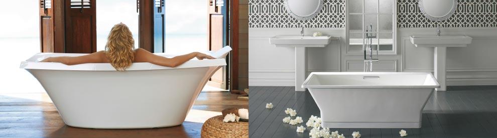Freestanding Baths Bathroom Renovations Kohler Nz