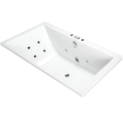 Evok Rectangular Drop-In Whirlpool (ABC)