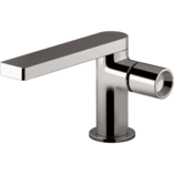 Composed Basin Mixer Titanium